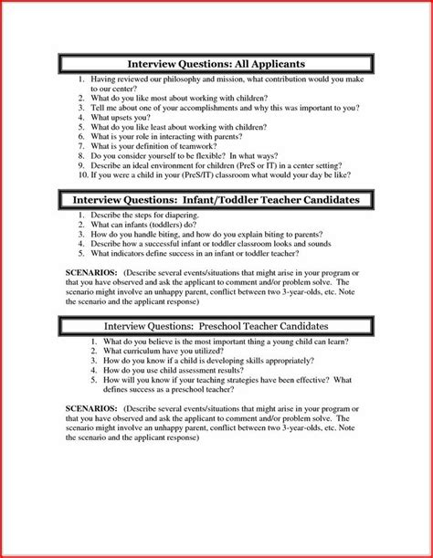 resume sles for teachers with experience resume for preschool teachers with no experience