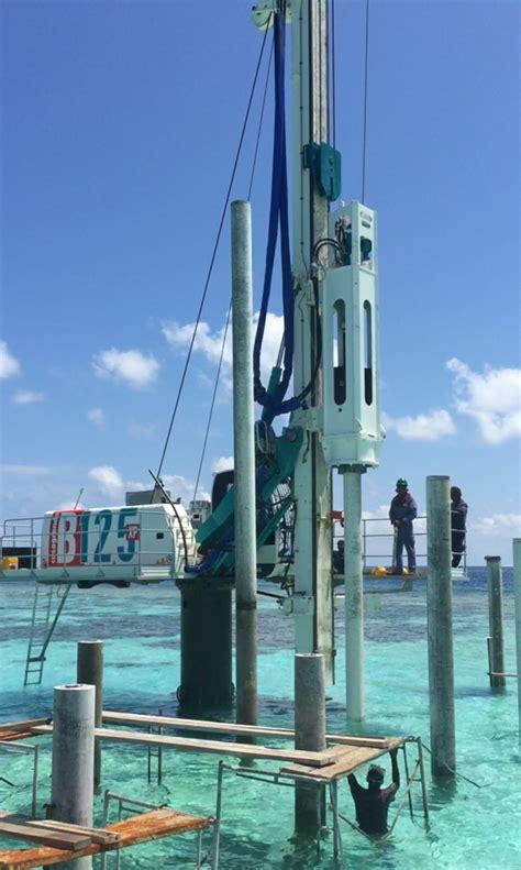 per lavorare in una b125xp di casagrande per lavorare in mare perforare