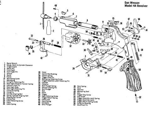 Dan Wesson Model 44