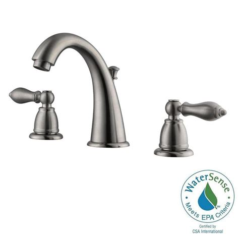 design house faucet reviews design house hathaway 8 in widespread 2 handle bathroom