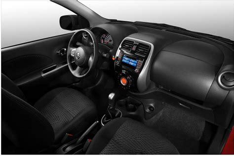 Sense Interior by Nissan March Precio Cat 225 Logo Y Cotizaciones