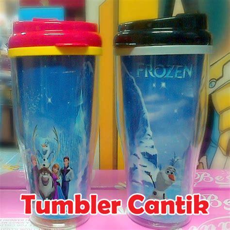 Mug Cantik Exclusive botol tumbler cantik