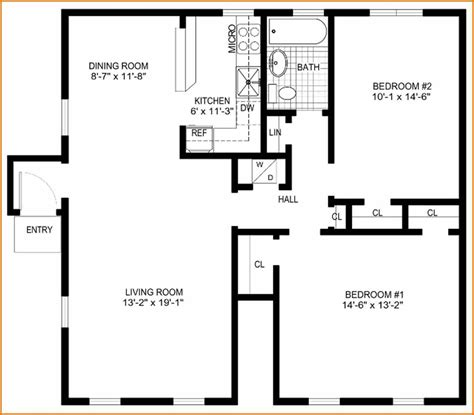 Free Floor Planner Template free floor plan on vaporbullfl