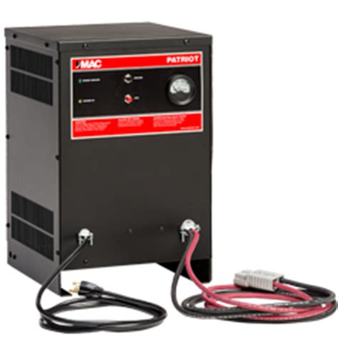 patriot battery charger industrial battery chargers motor appliance corporation