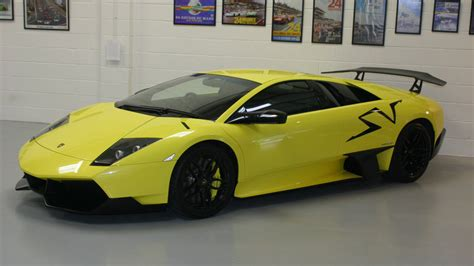 Lamborghini Murcielago Superveloce For Sale Lamborghini Murcielago Reviews Specs Prices Top Speed