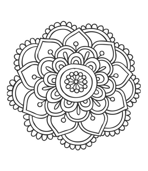 26 best mandala coloring pages images on pinterest best 25 simple mandala designs ideas only on pinterest