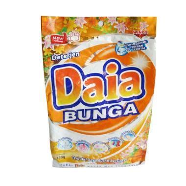 Daia Deterjen Bunga 1 8kg jual deterjen rinso so klin daia dll gratis ongkir