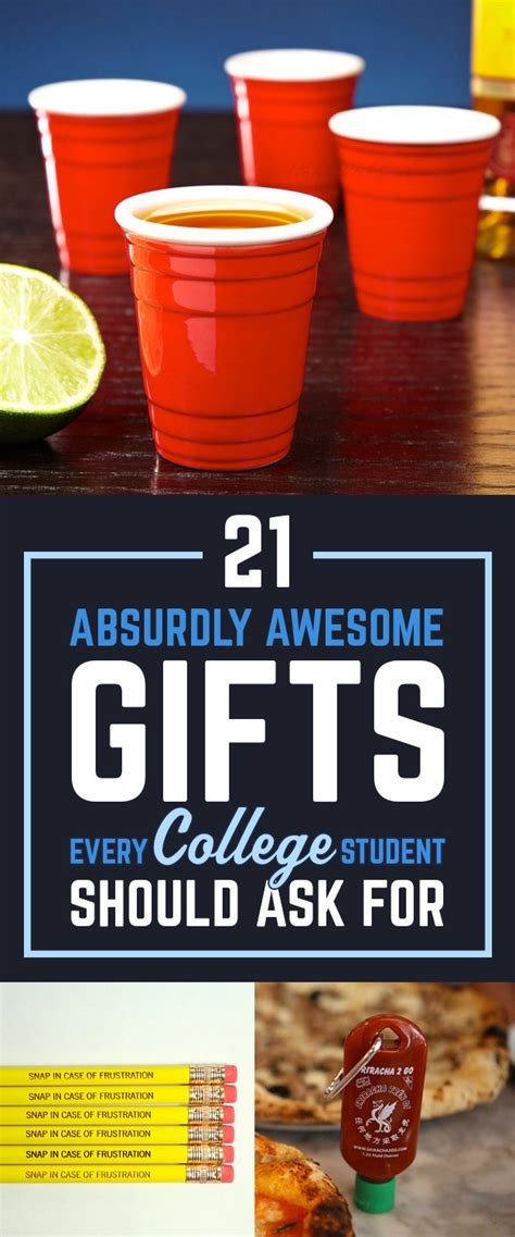 21 ridiculously cool gifts college students never knew