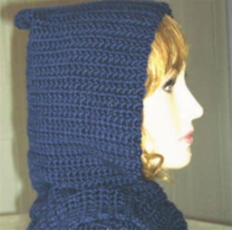 free pattern hooded scarf crochet crochet bernat satin hooded scarf free crochet pattern