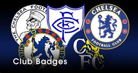 chelsea history history of all logos chelsea fc logo history