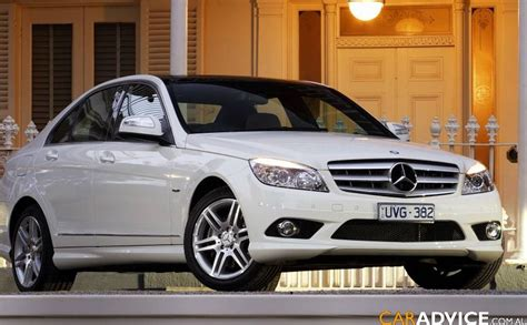 2007 mercedes c class information and photos