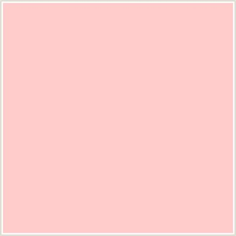c color from hex ffcccb hex color on colorcombos with rgb values of