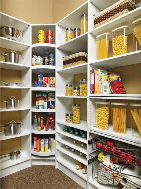 Pantry Redesign Give Your Chevy Dc Kitchen Pantry A Redesign With