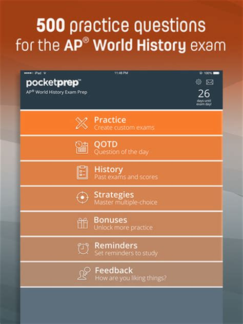 sterling test prep ap world history complete content review for ap books ap 174 world history prep 2015 on the app store on itunes