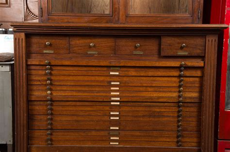 map storage cabinet wooden map cabinet with glass doors for sale at 1stdibs