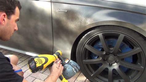 spray paint vs plasti dip plastidip a whole car how to by dipyourcar