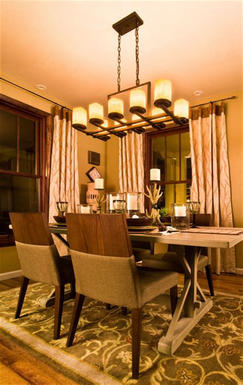 rectangular chandeliers dining room luminous rectangle chandelier by maxim lighting transitional dining room other metro by