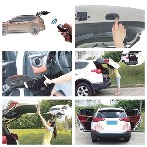 Romper Qoshqu electric car gate opening closing assisting system