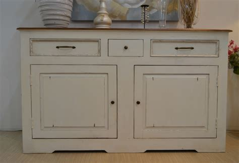 credenze country chic credenza country chic 150 mobili shabby chic