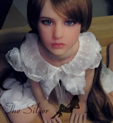Real Pict Mini jm doll 110cm the silver doll