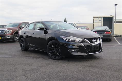 nissan maxima 2017 new 2017 nissan maxima sr 4dr car in roseville n41797