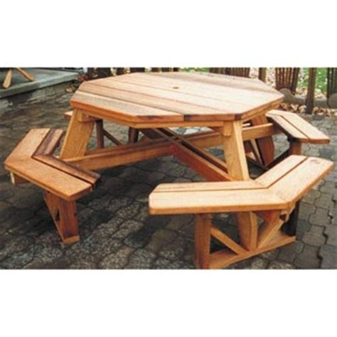Octagon Patio Table Plans The 25 Best Octagon Picnic Table Ideas On Pinterest Octagon Picnic Table Plans Picnic Tables