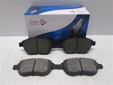 peugeot 206 brake pads front brake pads set fit peugeot 206 hatchback 2002 2007 2