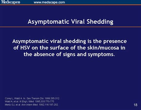 What Is Viral Shedding by Virus Shedding