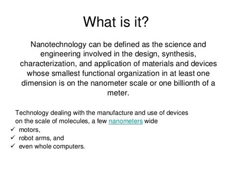 Mba Medicine Meaning by Nanotechnology In Surgery And Medicine