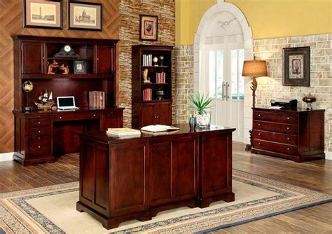 office furniture cherry transitional cherry office desk fa207 desks