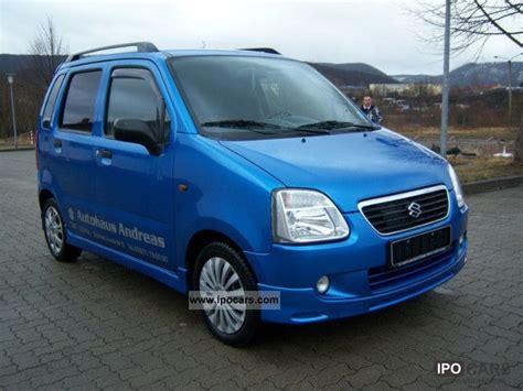 Suzuki Wagon R 1 3 2004 Suzuki Wagon R 1 3 Comfort Air Checkbook Car