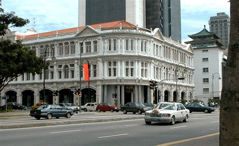 Credit One stamford house bras basah road singapore