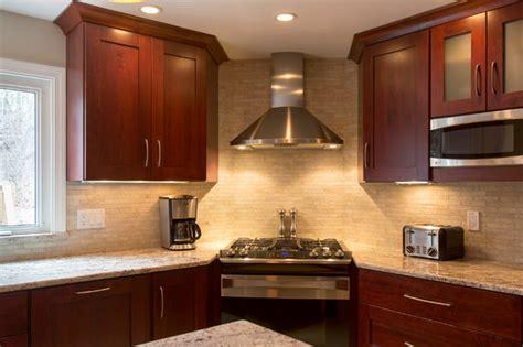 Kitchen Design Unlimited Westford Westford Kitchen Transitional Kitchen Boston By