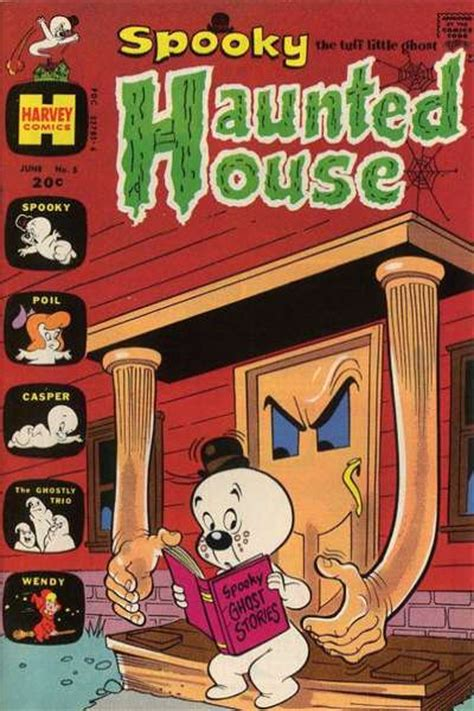 spook slough house books spooky haunted house comic book cover photos scans