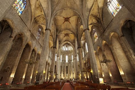 cathedral of the sea old town barcelona a modernist architecture paradise shbarcelona