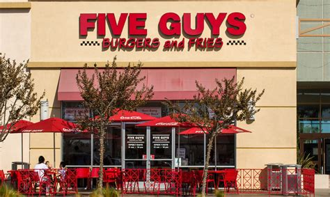 13 things you didn t 13 things you didn t about five guys burgers fries