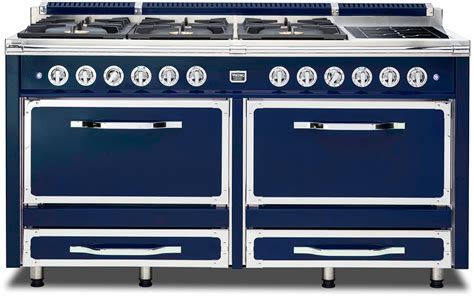 ranges dual fuel gas induction viking tvdr6606idb 66 inch dual fuel range with six high performance burners induction elements