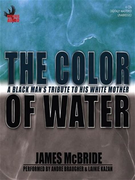 the color of water book the color of water by mcbride 183 overdrive rakuten