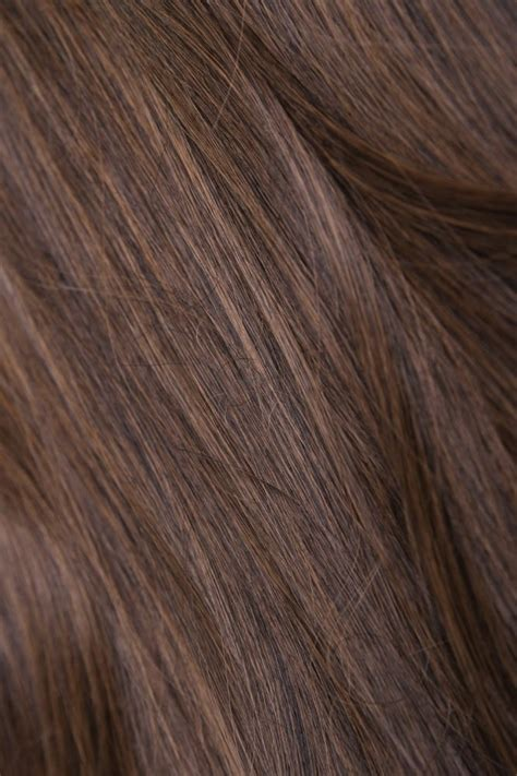 30 inch 4 27 brown one clip in hair extensions shade 4 27 brown
