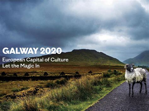 galway  european capital  culture   galway ireland