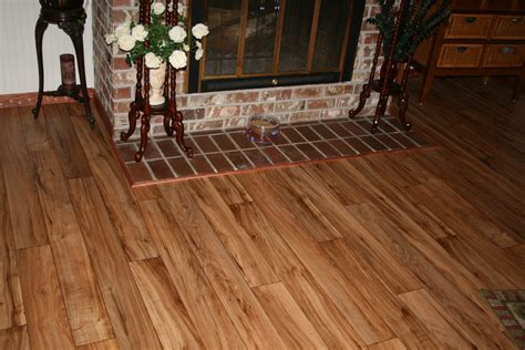 wood vinyl flooring i should be mopping the floor our new