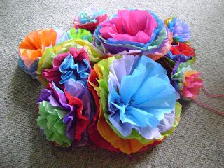 mexican paper flower tutorial polluted pixie mexican paper flower tutorial