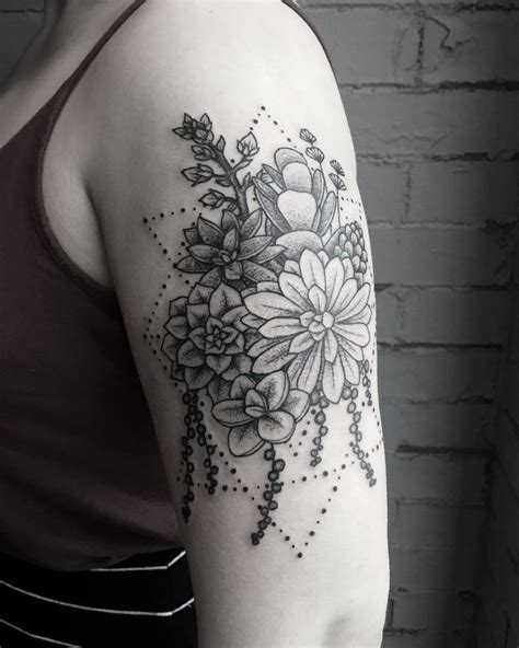 succulent tattoo 10 awesome succulent ideas for who are