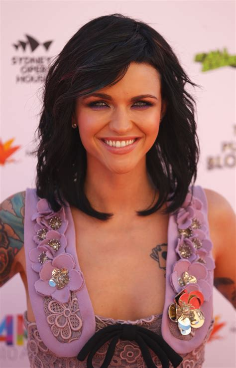 ruby before after haircuts the drastic transformation of ruby rose ruby rose guff