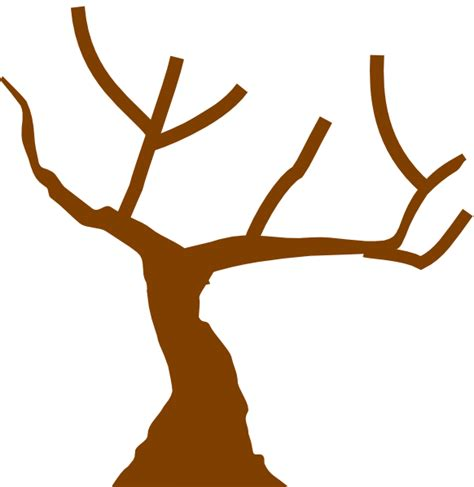 Brown Tree Clip by Free Brown Tree Cliparts Free Clip Free