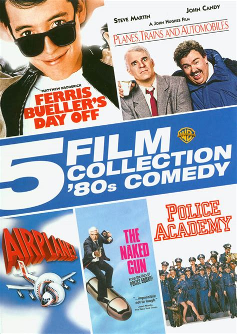 s day comedy 5 collection 80 s comedy ferris bueller s day