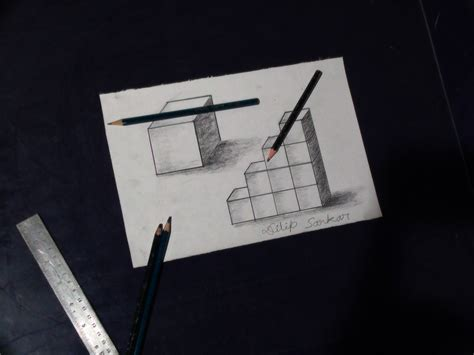 3d Step By Step