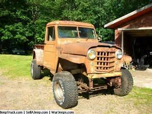 Jeep Truck Craigslist Craigslist Jeep Willys Truck