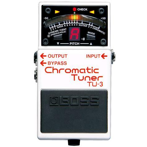Tuner Tu3 Chromatic Tuner Tu 3 Tu 3 Tu 3 Chromatic Tuner Guitar Tuner Pedal Dv247