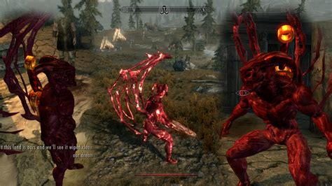 skyrim nexus mods and community zigurdz demon form at skyrim nexus mods and community